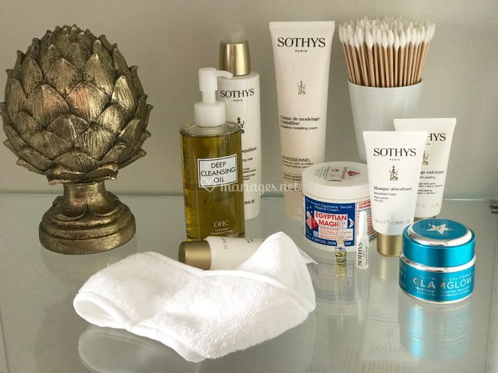 Anan make up studio : bare face