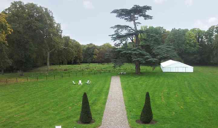 Chapiteau jardin