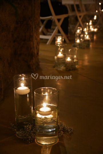 Chemin de lumière-cérémonie