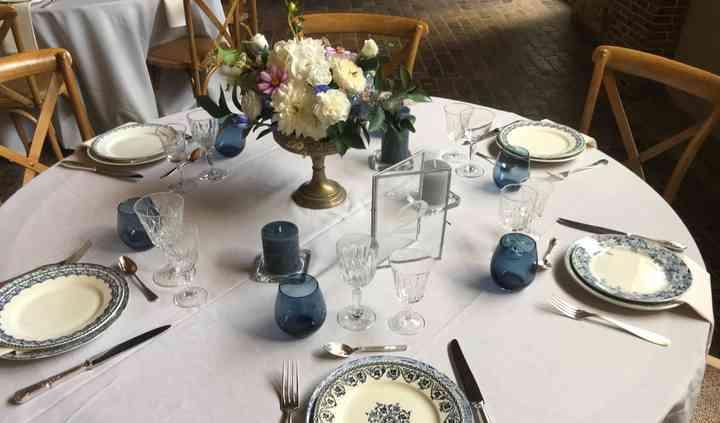 Décoration tables