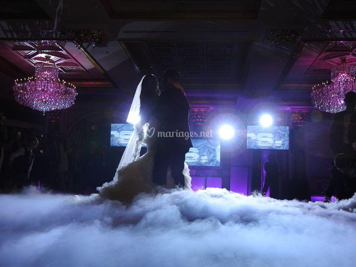 Dansez sur les nuages
