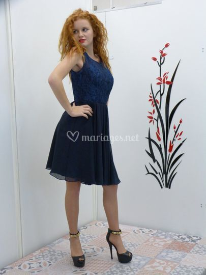 Andréa bleu