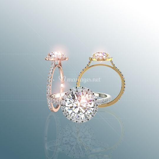 Bgue diamant Camogli