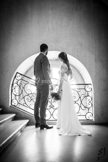 SJ Photographie de mariage