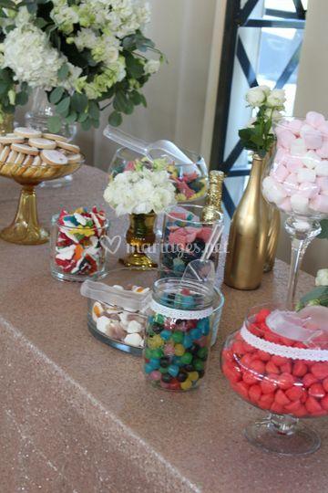 Un joli Candy Bar