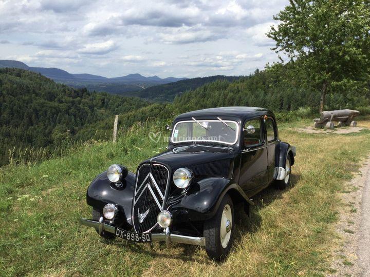 La traction avant de 1947
