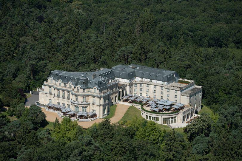 Tiara Château Hôtel Mont Royal Chantilly.