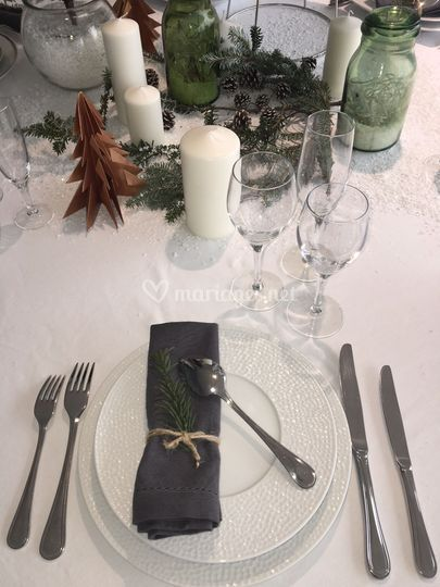 Table hiver