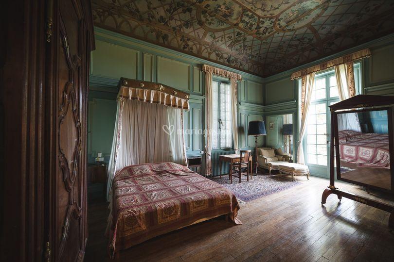 Château : belle chambre