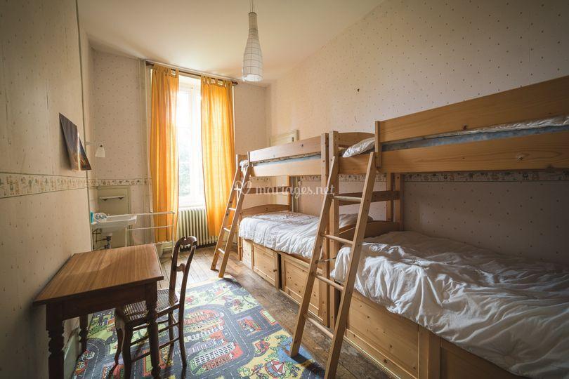 Château : chambre enfants