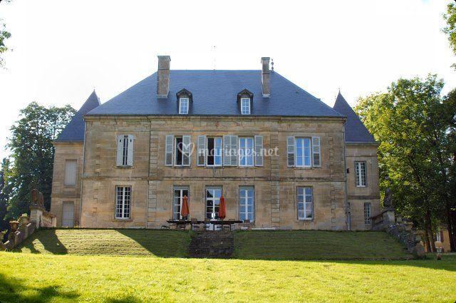 Le château Montremy sur Montremy Réceptions