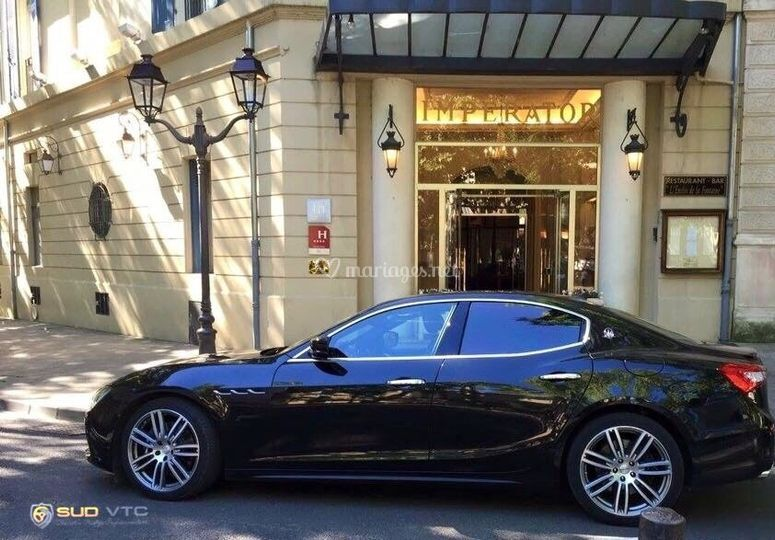 Maserati mariage