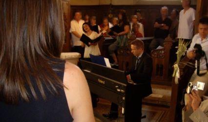 Laureen et Régis - Piano-voix 1