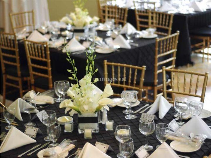 Art de la table Pavillon Gourm