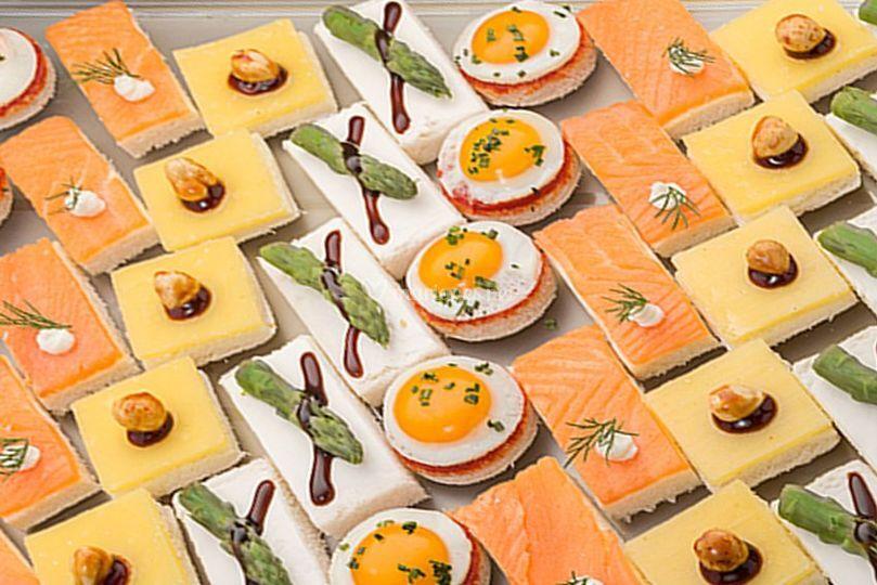Pavillon Gourmet - Traiteur
