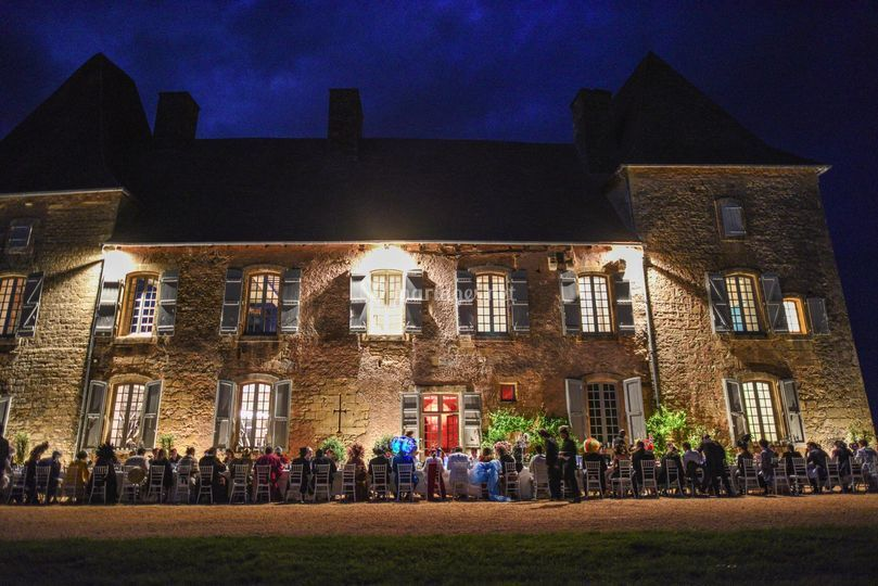 Receptions spectaculaires