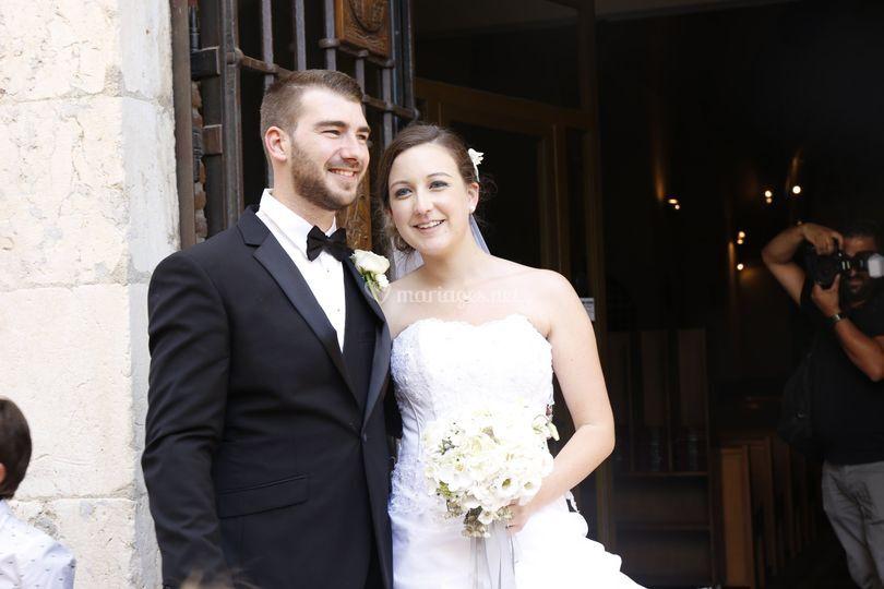 Mariage de Morgane & Michael