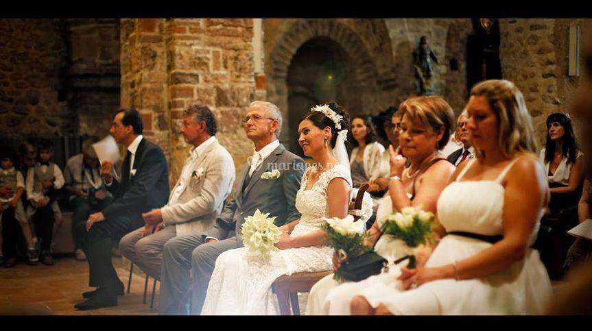 Mariage de Solange & JF