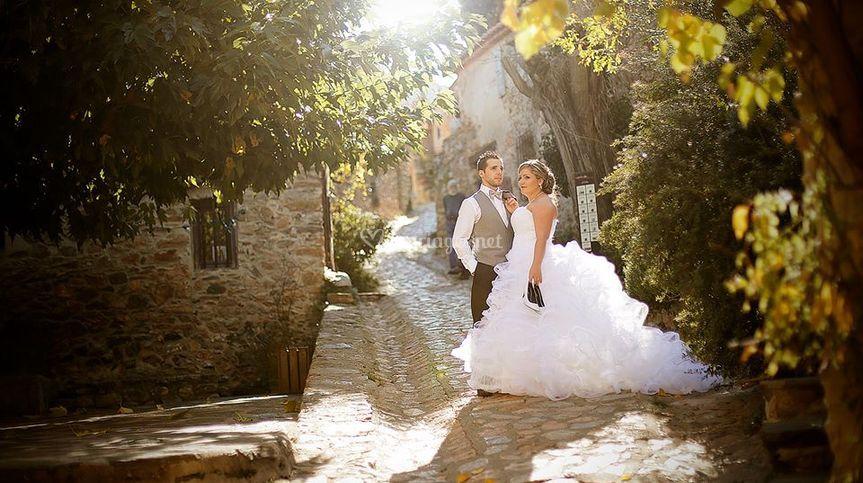 Mariage de Maïlys & Julien sur Affaire d'Images