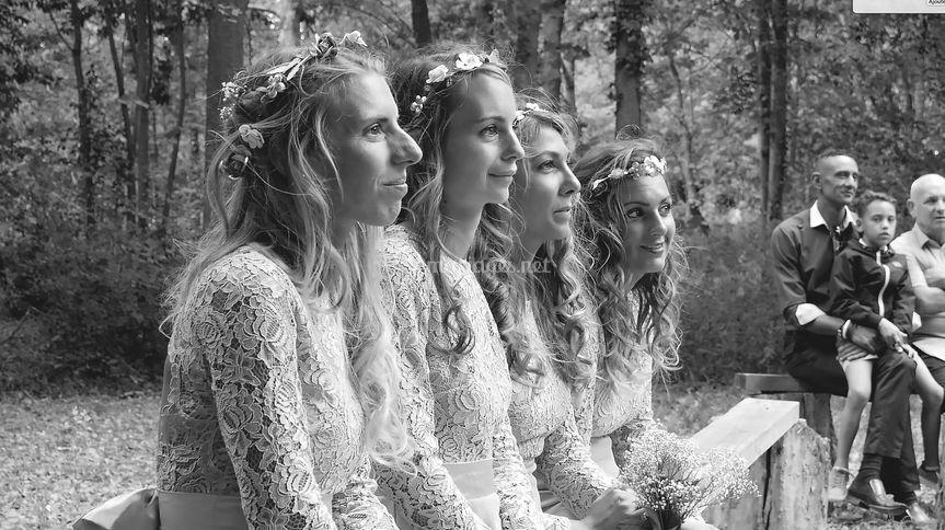 La Team Bride