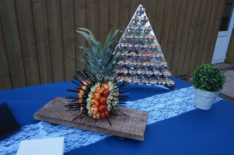 Buffet cocktail