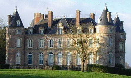 Orangerie du Château de Saint Jean Kerdaniel