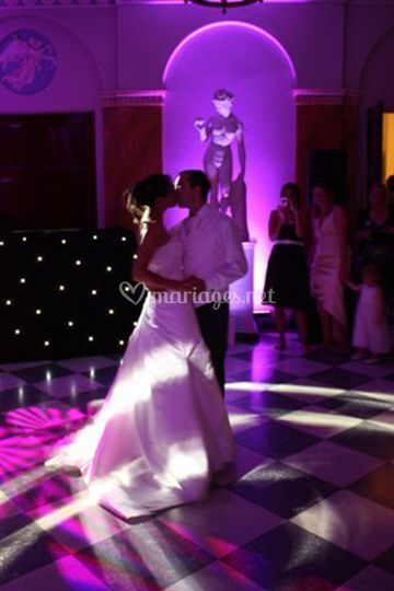 Mariage raffiné en Normandie