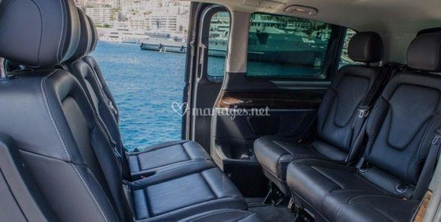 Intérieur Van Mercedes ClasseV