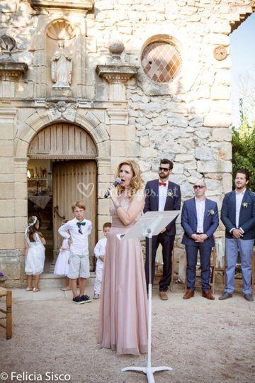 Messe mariage plein air