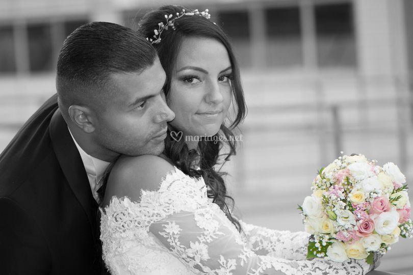 Mariage de meghanne et Henza