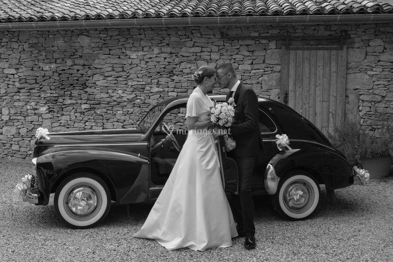 Mariage de Cécile et Gwenael