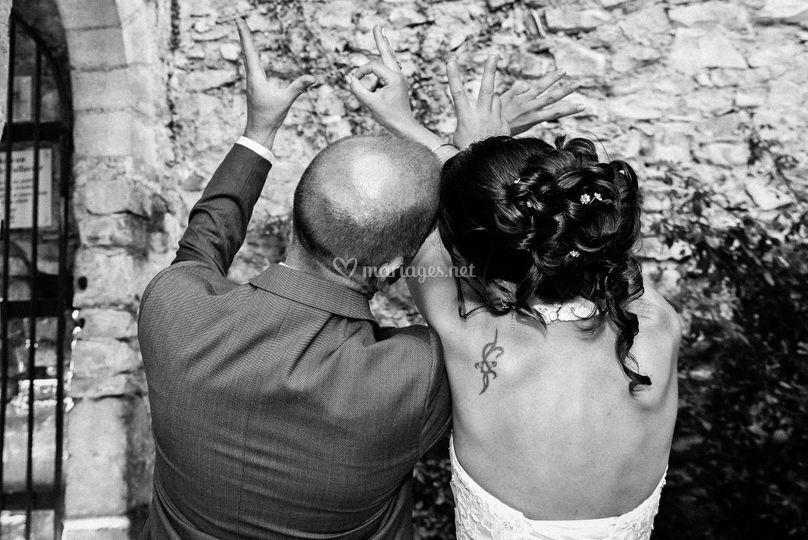 Mariage de Sandra et Pascal