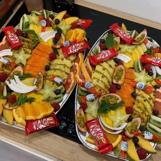Plateau de fruits de saison