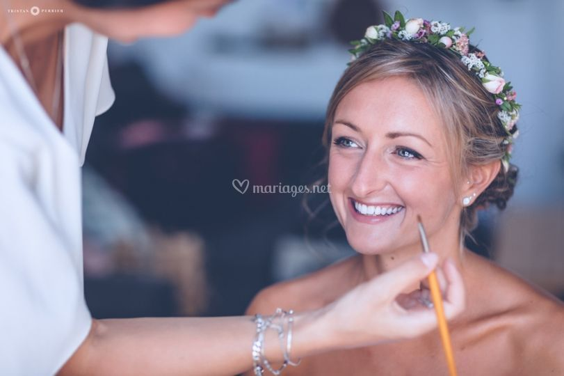 Flavie mariée 2018