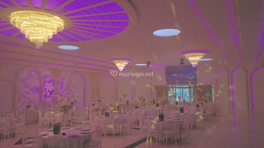 Palais 77 salle de mariage 77