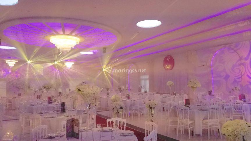 Salle de mariage 77