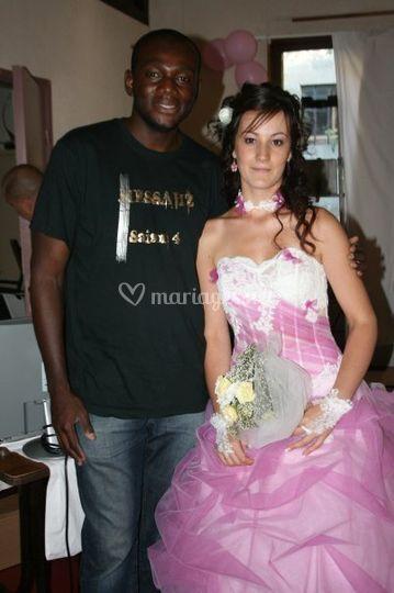 Le mariage de mon amie Laura