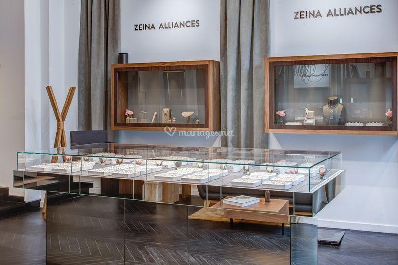 Zeina Alliances Strasbourg