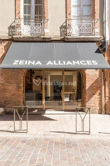 Zeina Alliances Toulouse