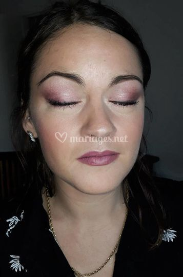 Essai maquillage naturel