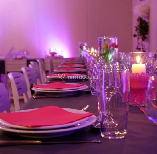 La table enchantée