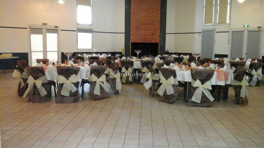 Salle des Aigrettes