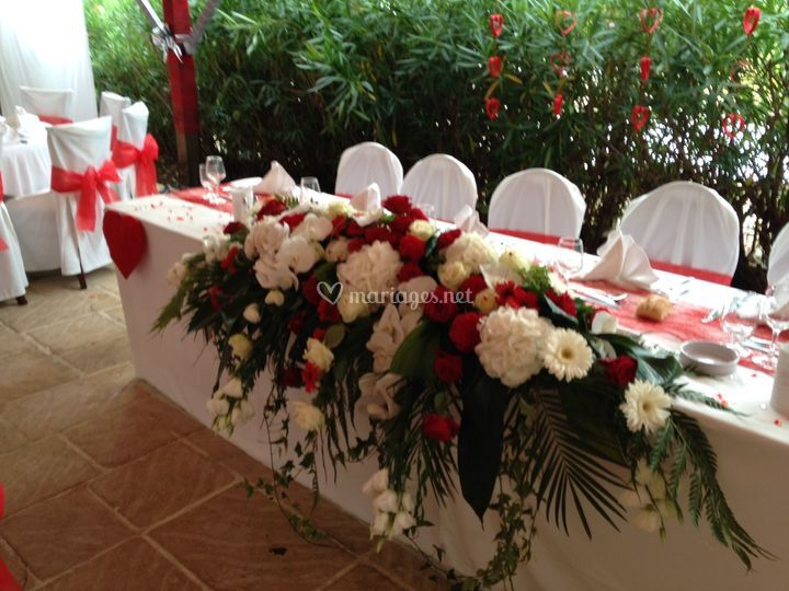 Select events auberge des pins - Table des maries ...