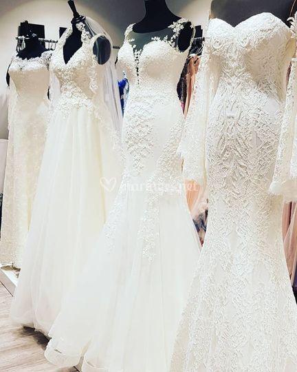 Boutique de robes de mariée