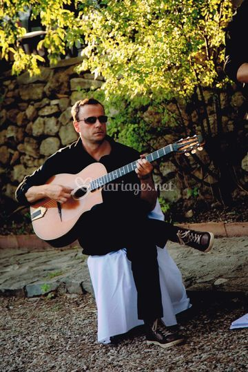 Christophe Acco guitare