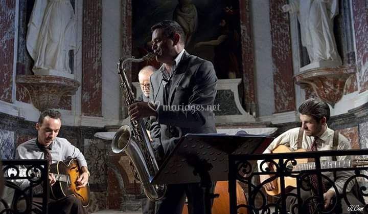Georges Torsiello saxophone