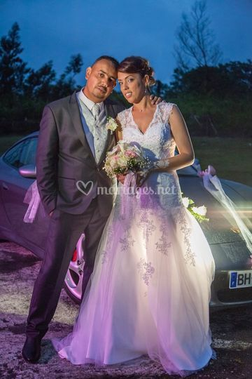 Les mariés de nuit