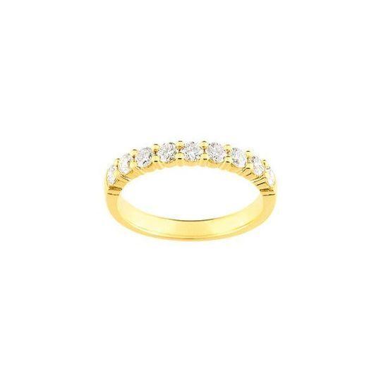 Alliance diamants 18k