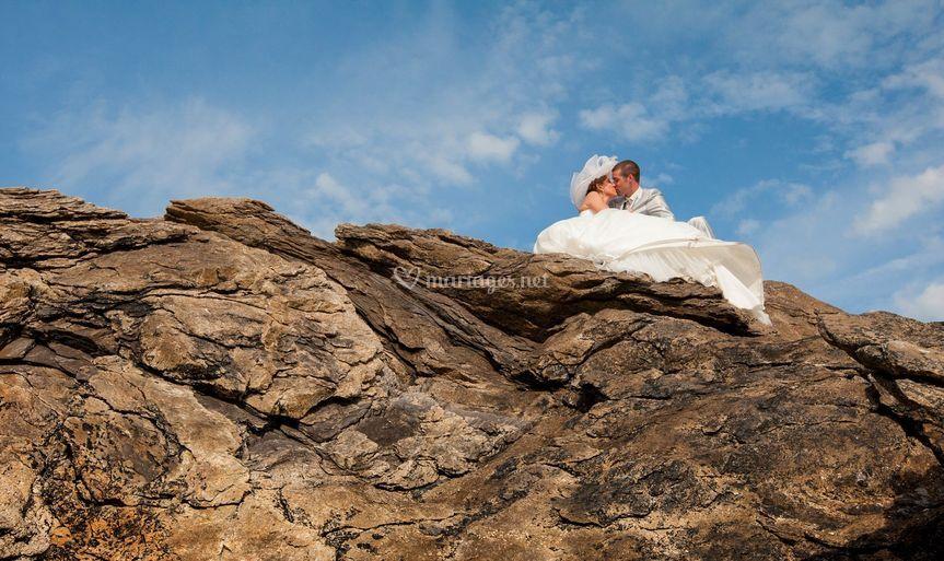 Mariage à Quiberon