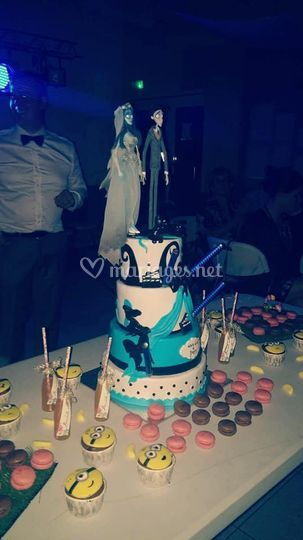 Nini's Cake's Cake Designer